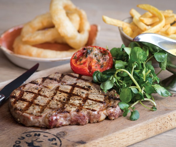 Steak Night in Thirsk at The Carpenters Arms