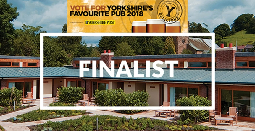 Yorkshire's Favourite Pub Finalist at The Carpenters Arms