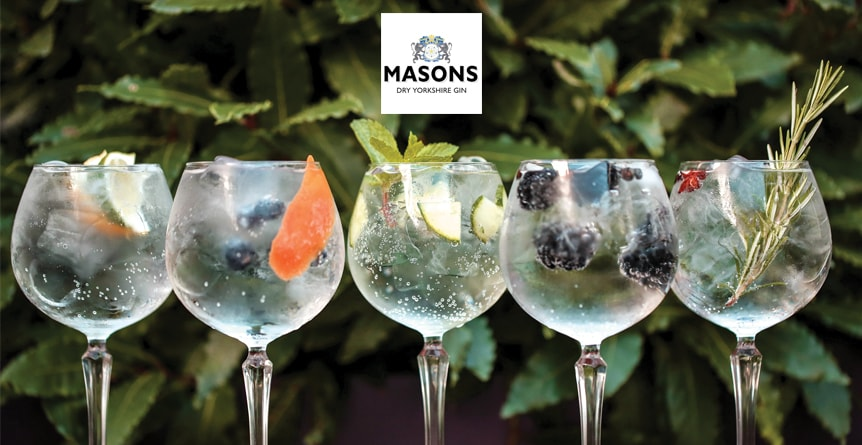 Masons Gin Lovers Evening