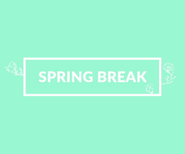 Spring Break at The Carpenters Arms