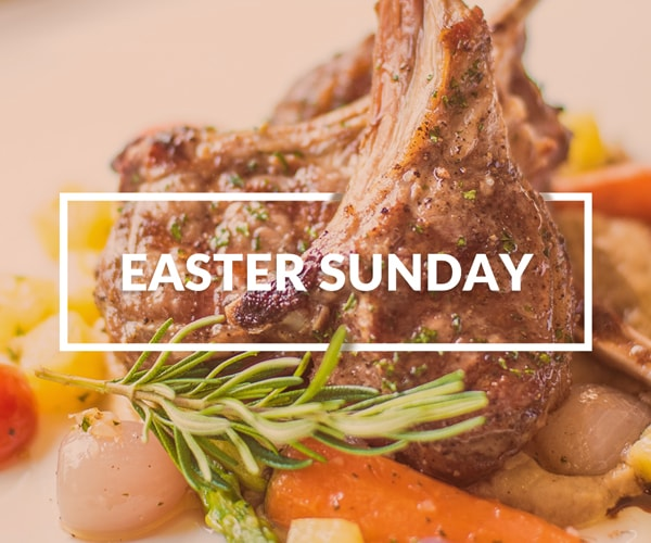 Easter Sunday in Thirsk at The Carpenters Arms