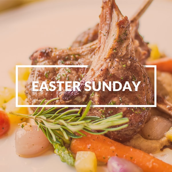 Easter Sunday at The Carpenters Arms